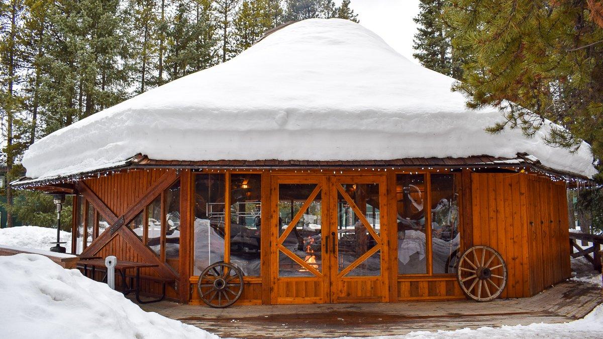 Lake Louise restaurants