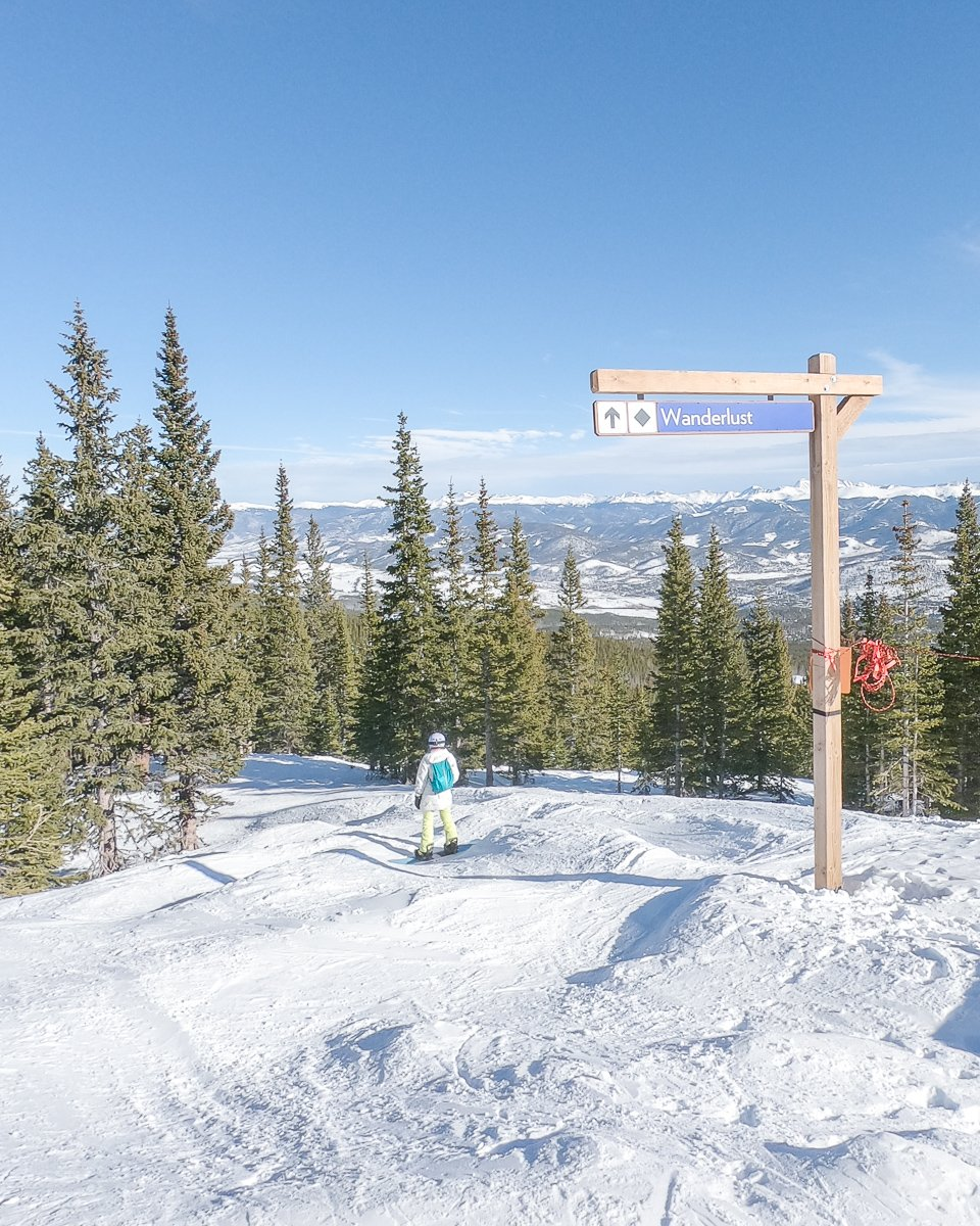 Breckenridge ski guide