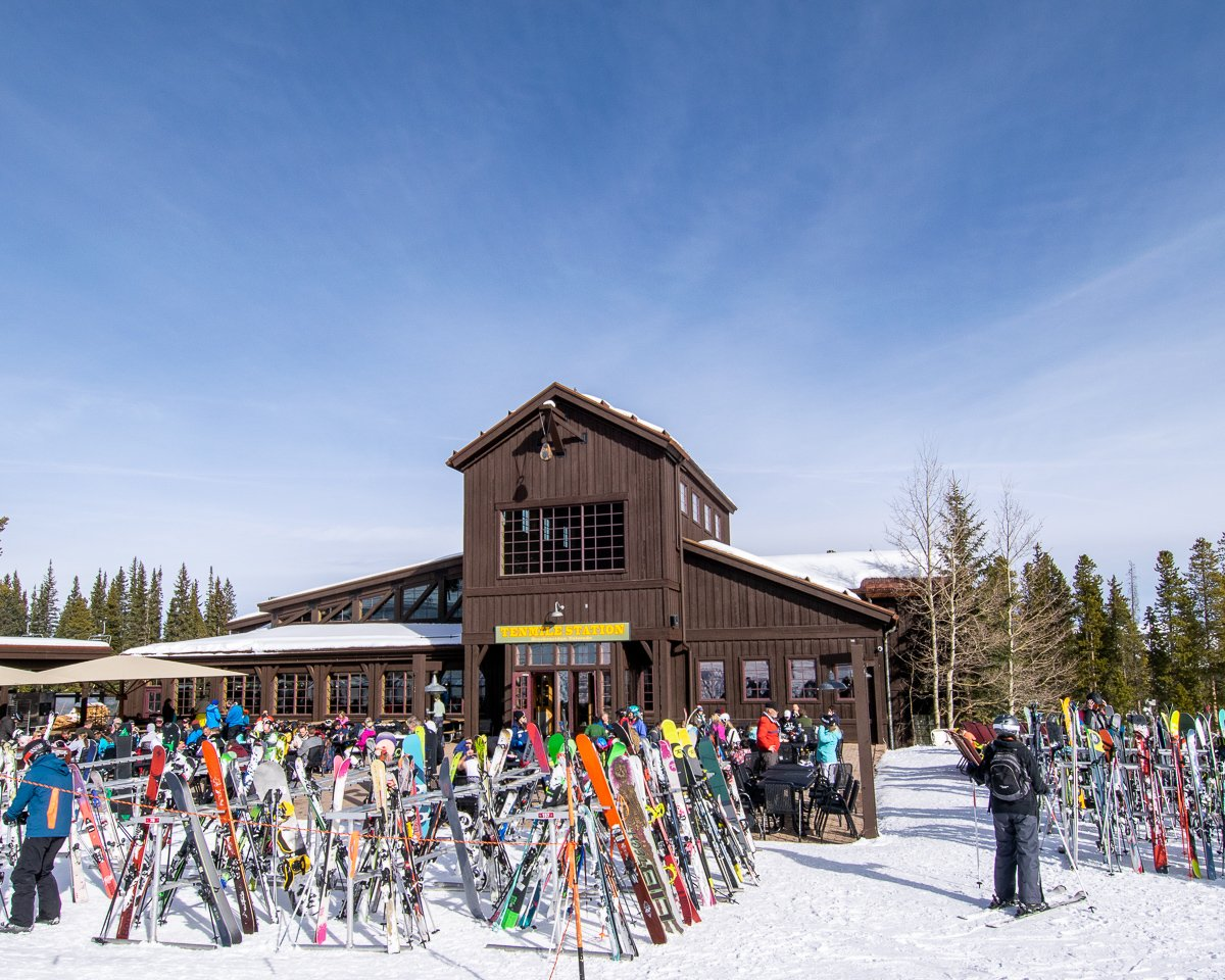 Breckenridge resort restaurants