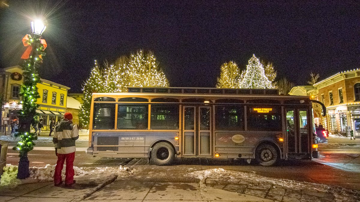 Breckenridge free transportation