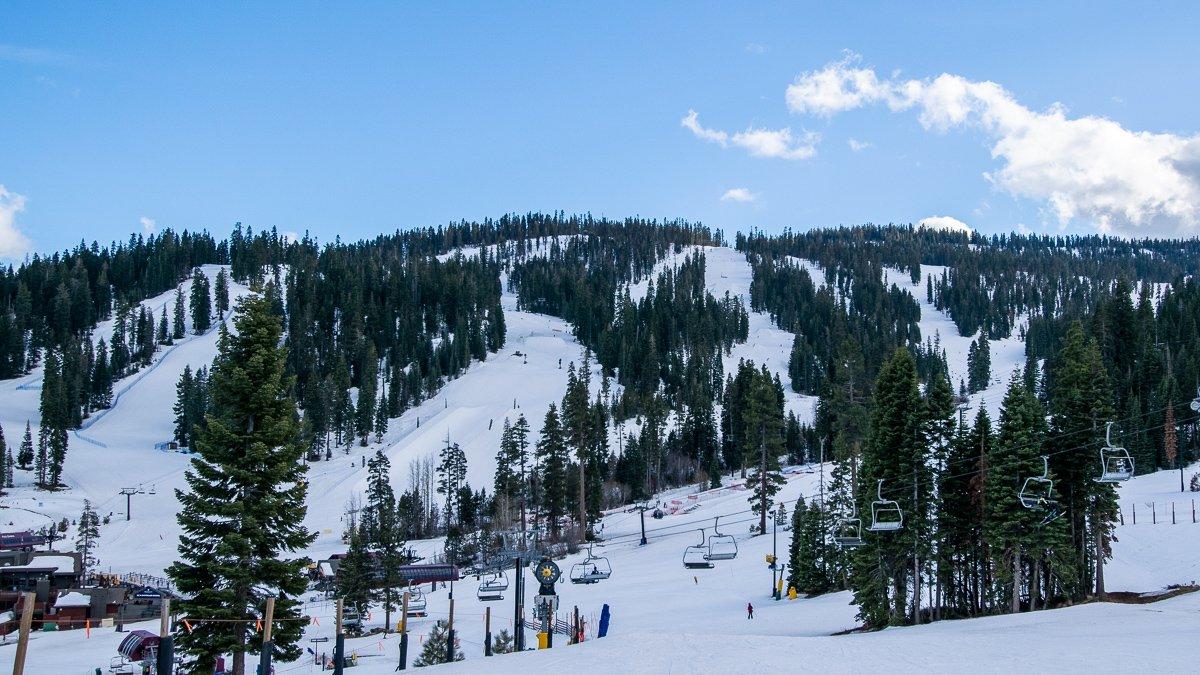 Northstar Lake Tahoe ski resort