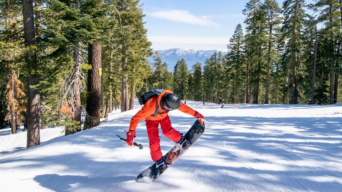 Northstar ski resort instagram